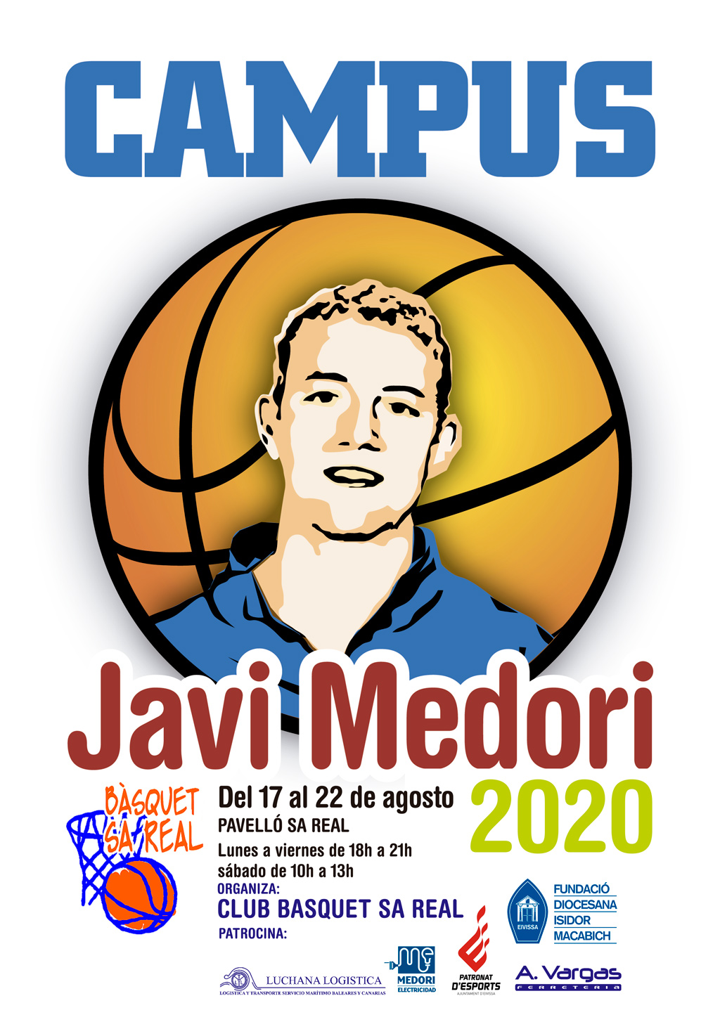 CARTEL CAMPUS MEDORI 2020P