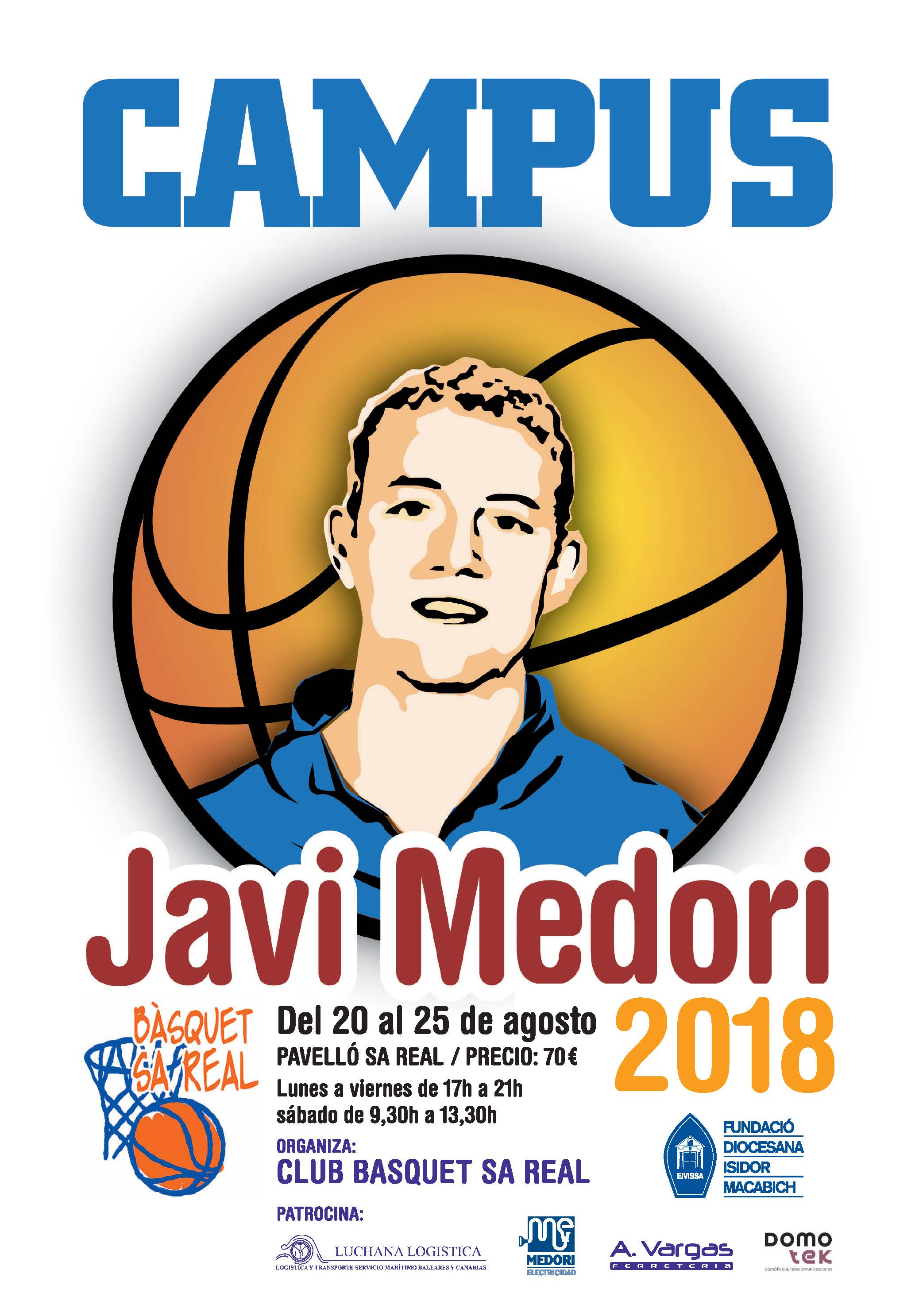 CARTEL CAMPUS MEDORI 2018p