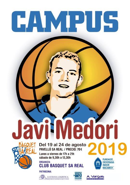 CARTEL CAMPUS MEDORI 2019