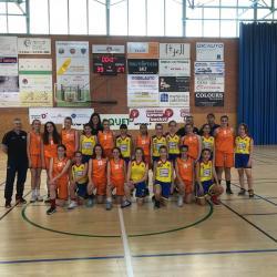 Torneig Costa Brava Girona Basquet 1a jornada U14