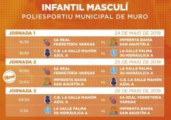 Campionat Balears Infantil Masculi 2018-2019