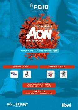 Supercopa AON Mini 2019
