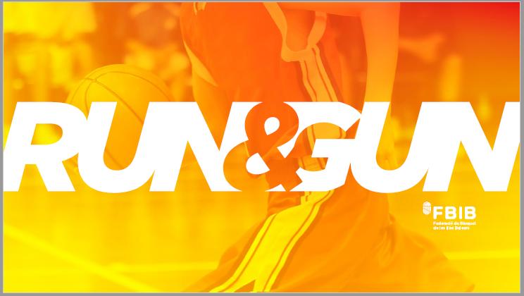 RUN & GUN, la competició de MInis i Preminis